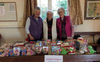 Wickhambrook W.I. Autumn Fair 2018