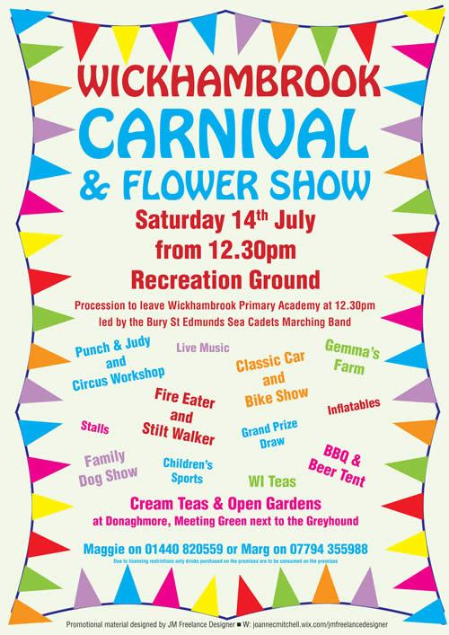 Carnival Poster 2018