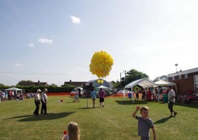 Wickhambrook Carnival Day