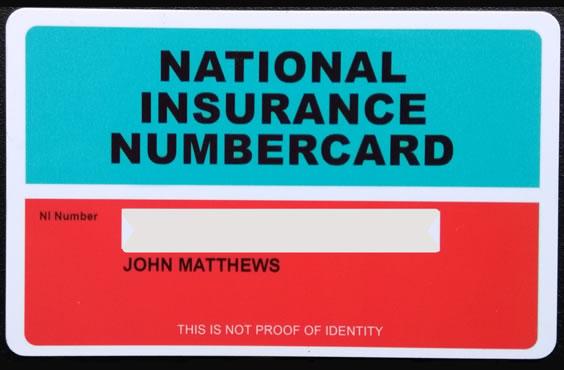 National Insurance Number Scam Wickhambrook Village
