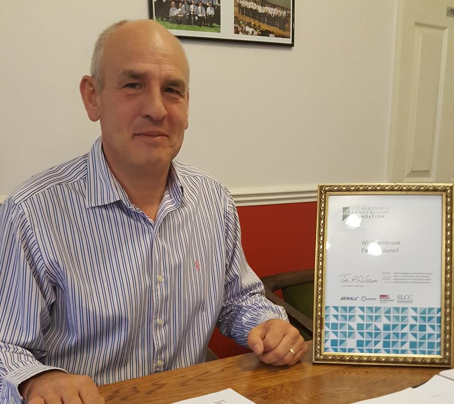 Paul Couzens - Wickhambrook Parish Council