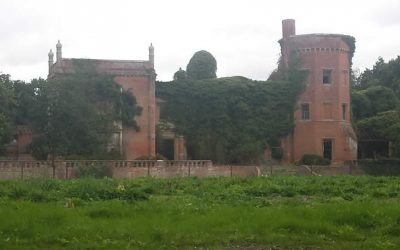 The Rise and Fall of Rougham Hall
