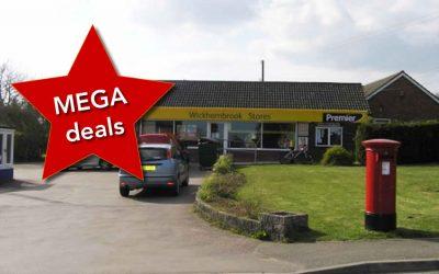 Wickhambrook Stores Mega Deals for October 2018
