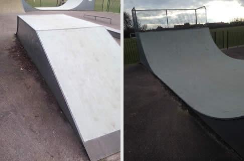 Skate Park Refurbishment