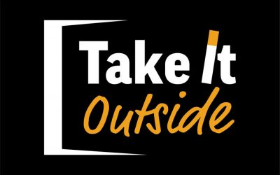 New campaign encourages smokers to 'Take it Outside'